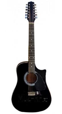 Фото HORA W12205CTW (12-струнная гитара Акустическая двенадцатиструнная гитара)