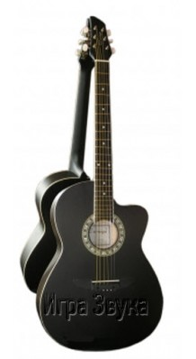 C 931blk guitar