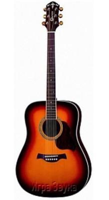 Фото CARAYA F600BS (Акустическая 6-струнная гитара с широким корпусом)