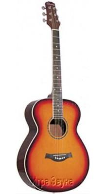 Фото CARAYA F562BS (Акустическая гитара с вырезом)