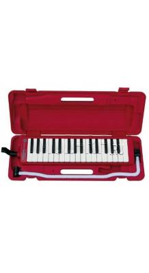 Фото HOHNER STUDENT 32 C94324 MELODICA (Мелодическая гармоника, 32 клавиши, цвет красный.)