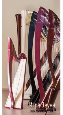 Изображение Resonance Harps MIRA M004LEV