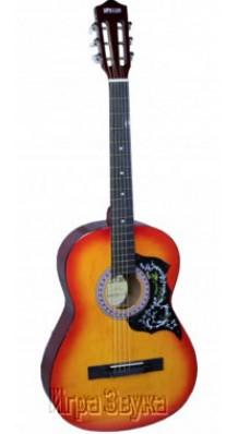 Фото CARAYA C-943CS (Гитара для начинающих Шестиструнная, акустическая)