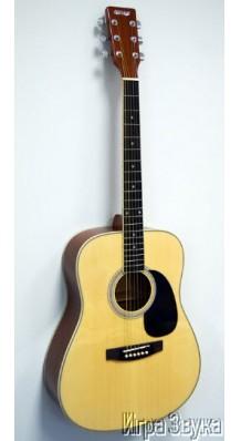 Фото HOMAGE LF-4121 (Акустическая гитара натурального цвета c широким корпусом)