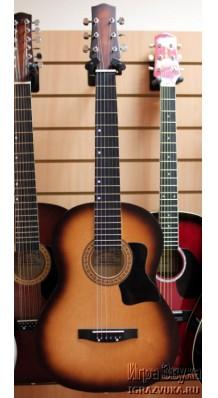 Фото АМИСТАР М-31 (Акустическая шестиструнная гитара с металлическими струнами)