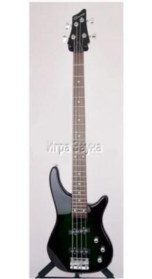 Фото CARAYA B 310 GRS (Бас-гитара черного цвета 4-струнная)