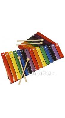 Фото HORA X2 (Детский ксилофон 2 октавы, 15 нот)