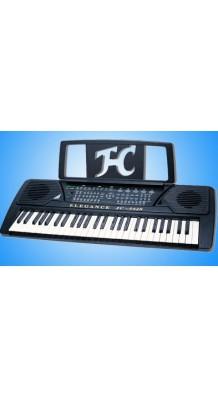 Фото ELEGANCE JC-5428 (Детский синтезатор 54 клавиши, с автоаккомпанементом)