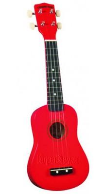 Фото DIAMOND HEAD DHU-102 (Укулеле укулеле сопрано, цвет - красный)