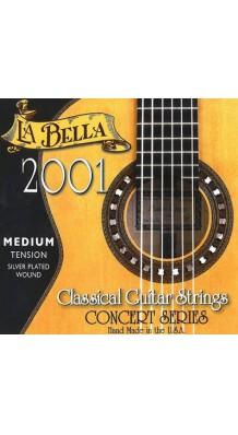 Фото LA BELLA 2001H (Комплект струн для классической гитары сильного натяжения)