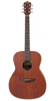 Фото DREAMBOW OM-200MOP (Полупрофессиональная гитара из красного дерева)