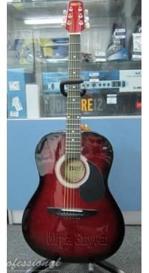 Фото BESTWOOD MCA101-RD/WRS (Акустическая 6-струнная гитара)