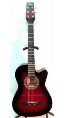 Фото SM C-81C-RD (Гитара акустическая вишневого цвета)
