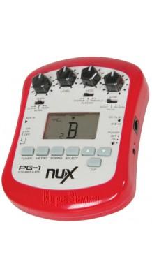 Фото NUX PG-1 (Портативный гитарный процессор)