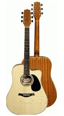 Фото HORA W11304CTW SM55 (Акустическая гитара с вырезом)