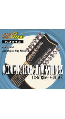 Фото ALICE A2012 (Струны для 12-струнной гитары)