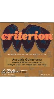Фото LA BELLA C520T (Струны Для акустической гитары (металлические))