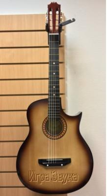 Фото ТИМ 31СР (Гитара акустическая с широким грифом, с вырезом)